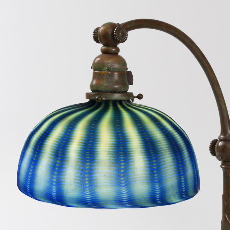 Art Nouveau Tiffany Studios New York