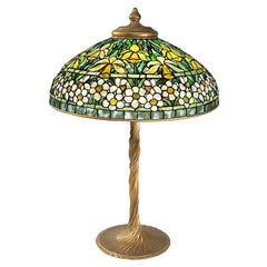 "Tiffany Studios New York ""Jonquil-Daffodil"" Table Lamp"