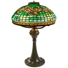 "Tiffany Studios New York ""Tyler"" Table Lamp"