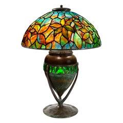 "Tiffany Studios New York ""Woodbine"" Table Lamp"