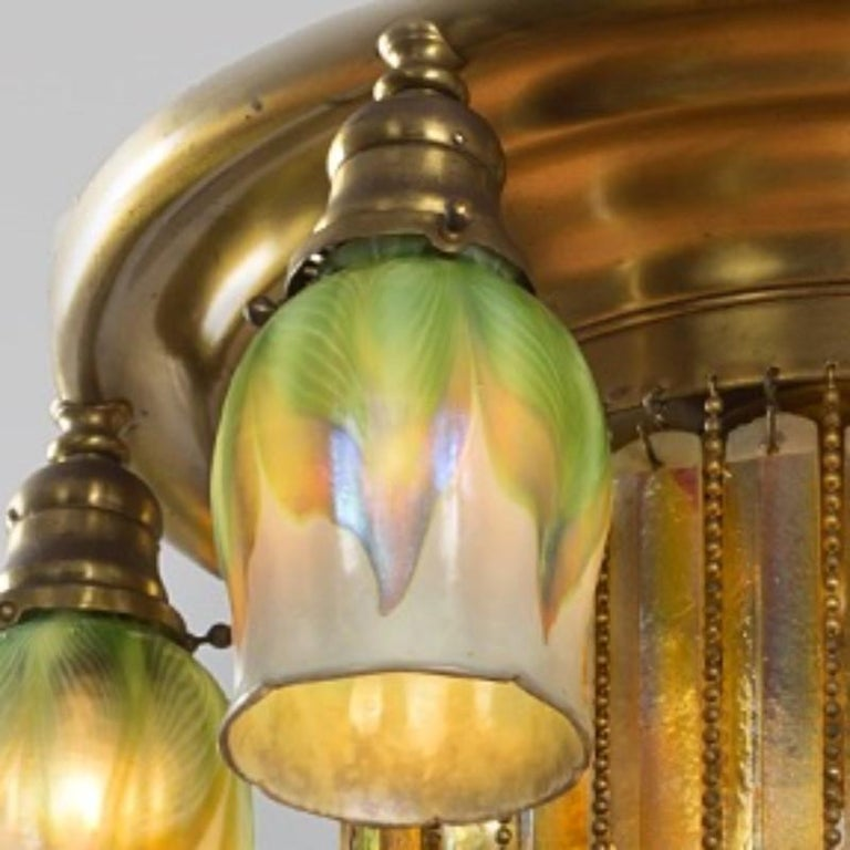Art Nouveau Tiffany Studios