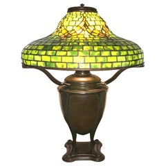 "Tiffany Studios ""Tyler"" Table Lamp"