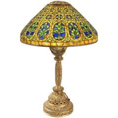 """Tiffany Studios """"Venetian"""" Table Lamp"""