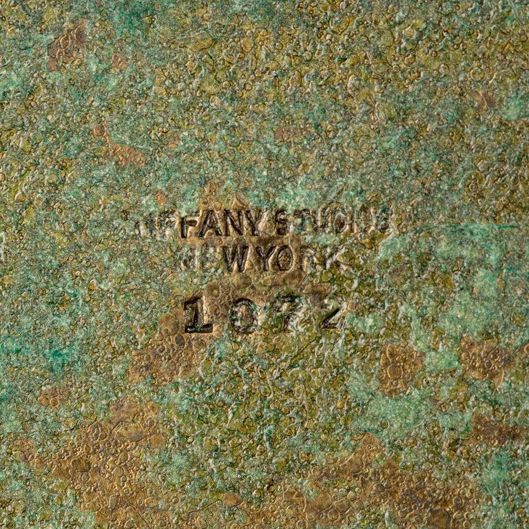 Tiffany Studios Zodiac Inkwell For Sale 2