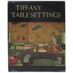 Tiffany Table Settings Decoration Book