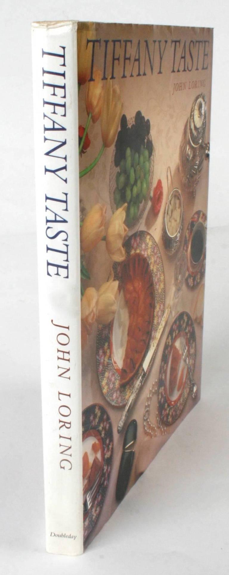 Tiffany Taste by John Loring, First Edition For Sale at 1stdibs