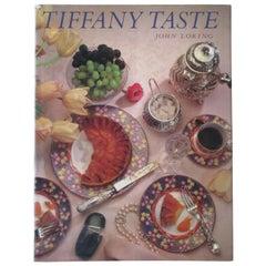 Tiffany Taste Hardcover Book