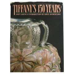 Tiffany's 150th Anniversary Vintage Hardcover Book