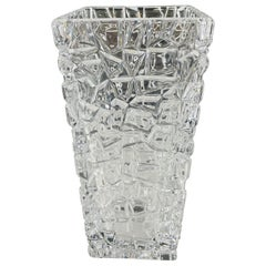 Tiffany's & Co Signed Crystal Vase