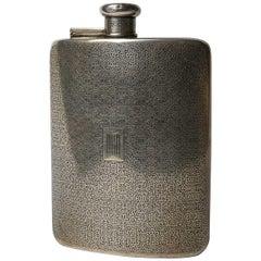 Tiffanys Studios Wihisky Flask