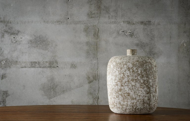 Claude Conover 'Tikal' ceramic vase.