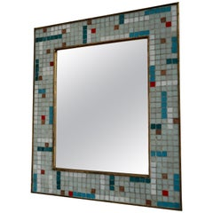 Tile Mosaic Mirror