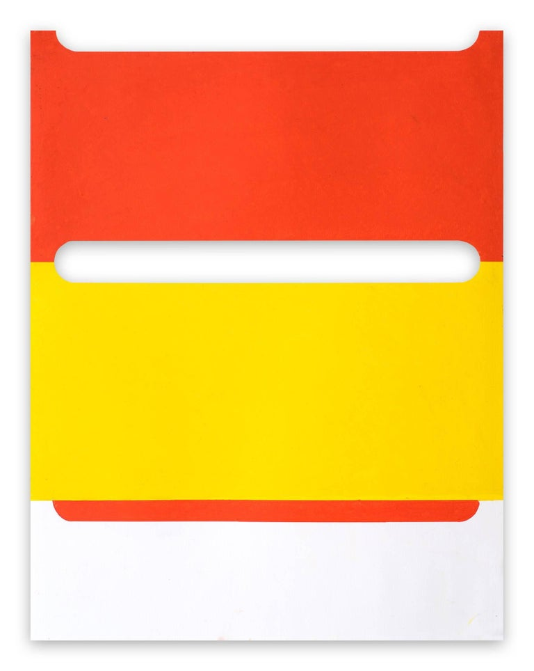Tilman Abstract Painting - Untitled (389.11)