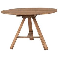 Tilt-Top Dutch Side Table
