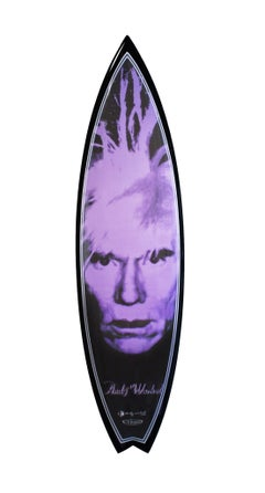 Andy Warhol : Self Portrait