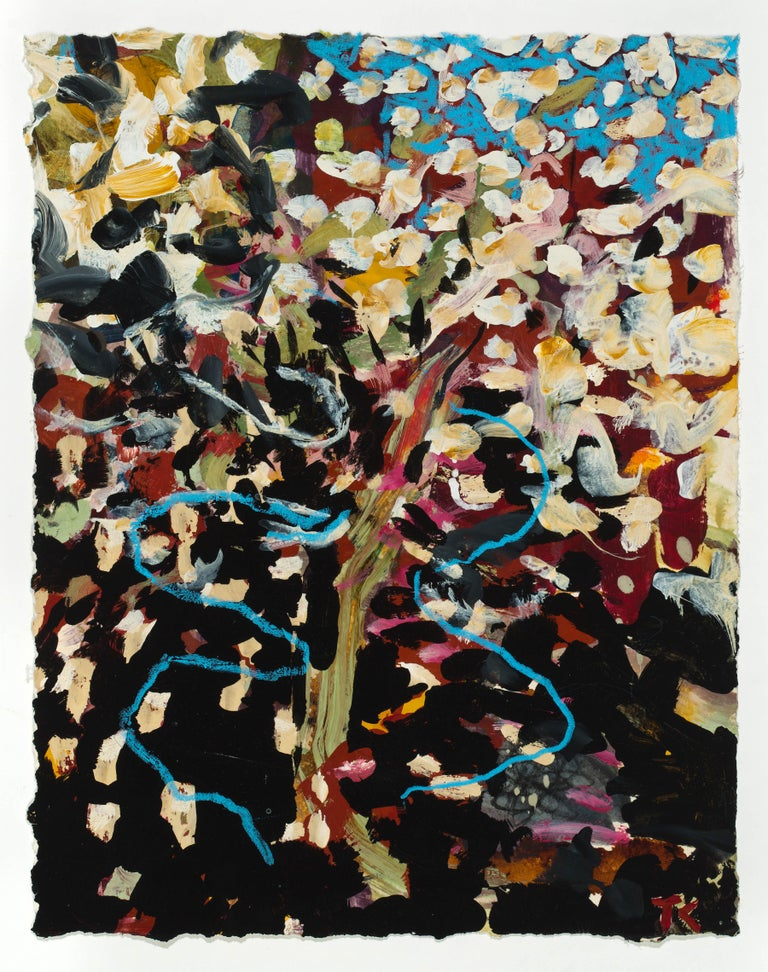 Tim Craighead Abstract Painting - Cypher #25