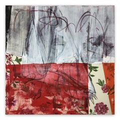 Curtains Included (Abstract Painting)