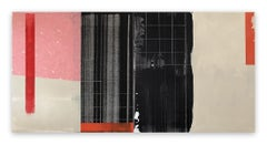 Diptych #0080 (Abstract painting)