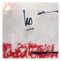 English broken (Abstract painting)