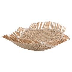 Tim Johnson, Small String Curve Basket, Willow, 2020, Contemporary Crafts