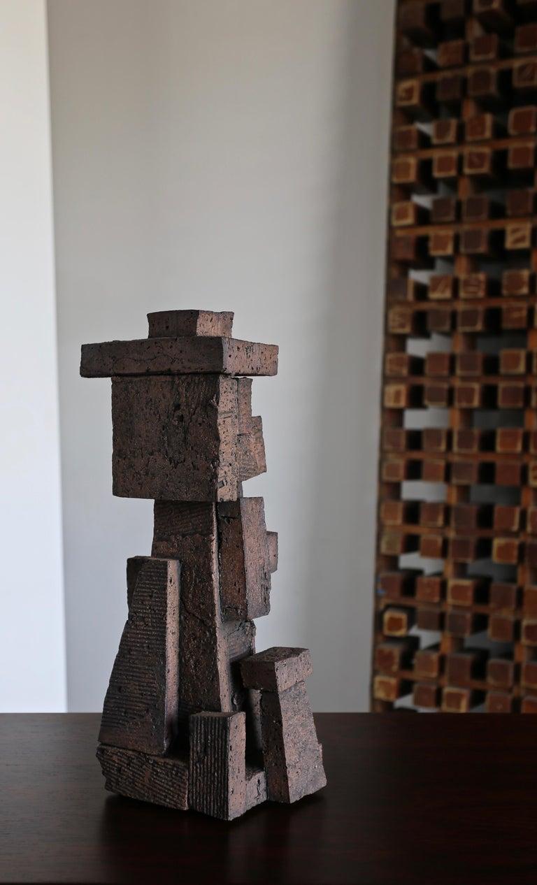 Contemporary Tim Keenan Ceramic Sculpture For Sale