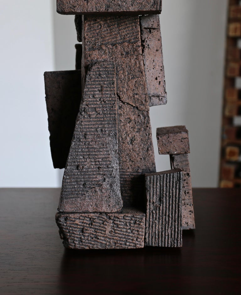 Tim Keenan Ceramic Sculpture For Sale 3