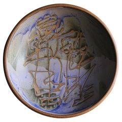 Tim Keenan Wall Mounted Ceramic Charger
