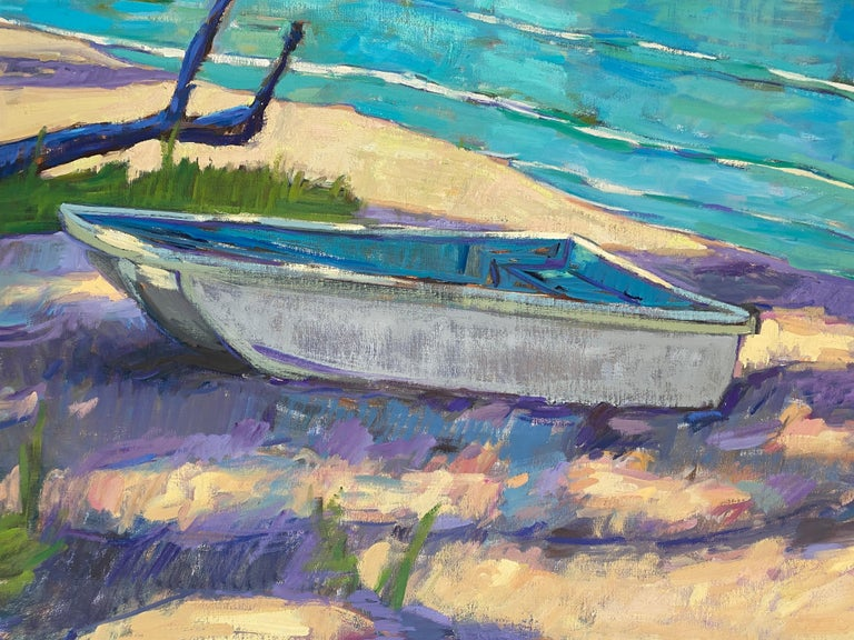 Little Boat on the Beach 3