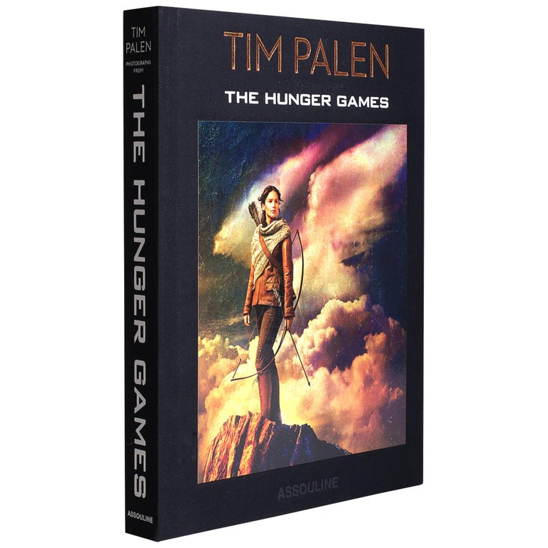 """""""Tim Palen Photographs from the Hunger Games"""" Book For Sale"""