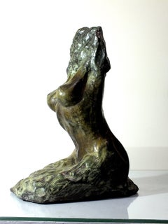 """Emergent Figure"": 1/10 Contemporary Cast Bronze"