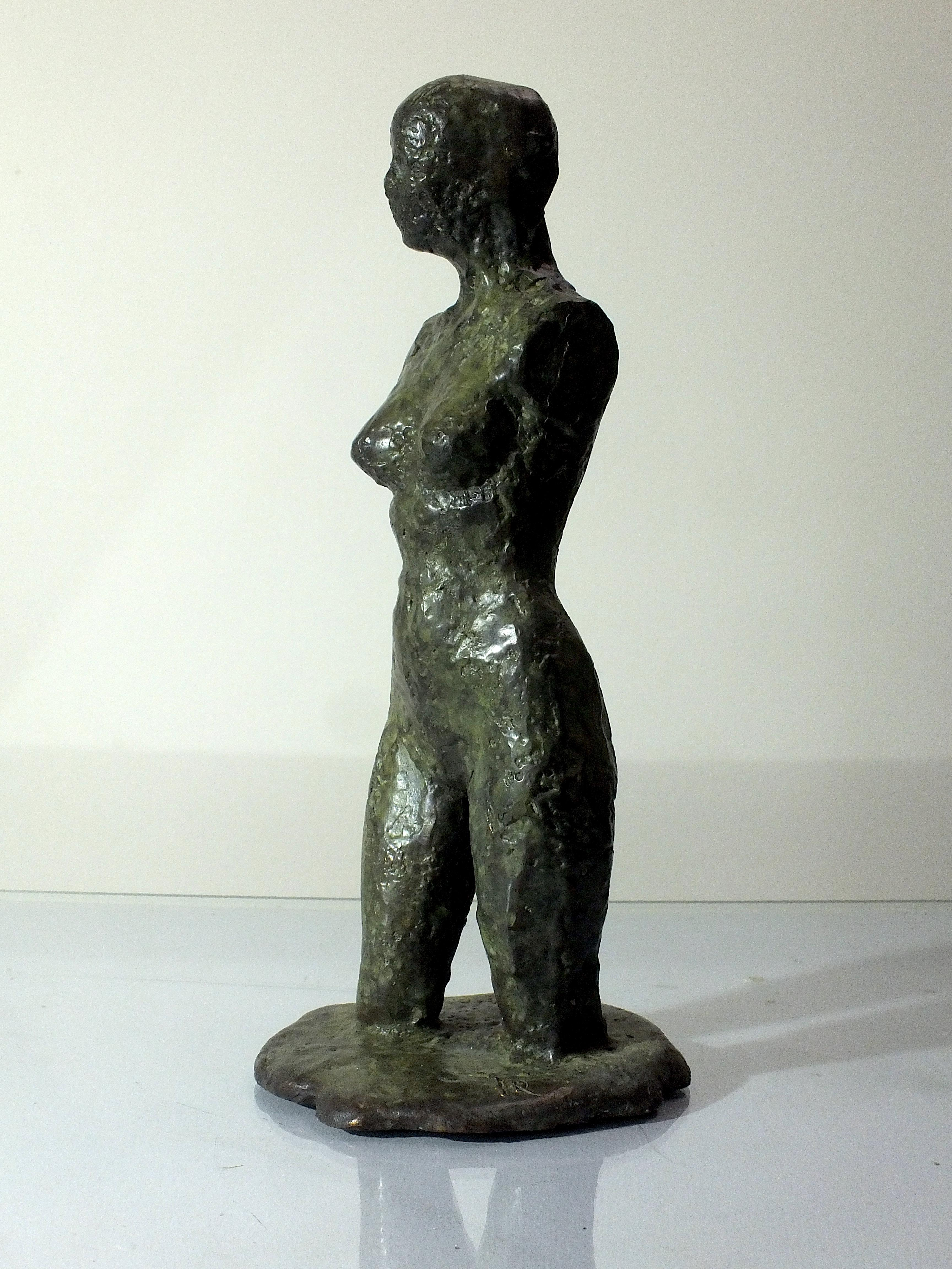 Golem: Original Contemporary Cast Bronze