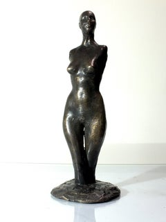 Naiad II: Original Contemporary Cast Bronze
