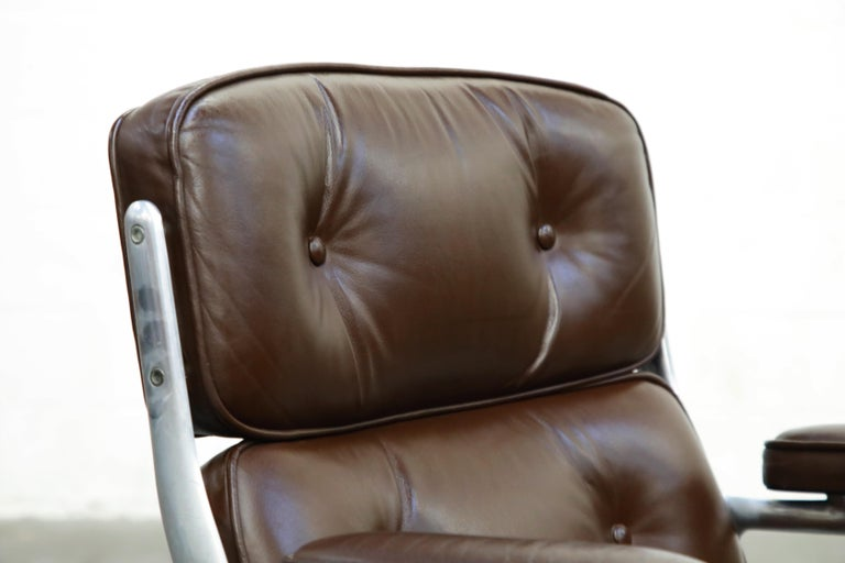 Time Life Executive Desk Chairs by Charles Eames for Herman Miller, 1977, Signed 5