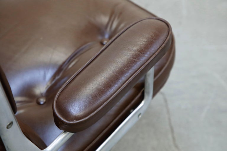 Time Life Executive Desk Chairs by Charles Eames for Herman Miller, 1977, Signed 11
