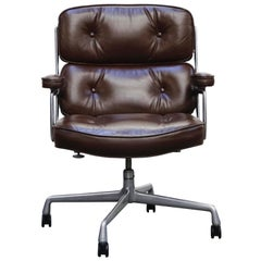 Time Life Executive Desk Chairs by Charles Eames for Herman Miller, 1977, Signed