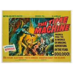 Time Machine, The (1960) Poster