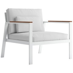 Timeless Club Chair in Gray by Borja Garcia & José A. Gandia-Blasco