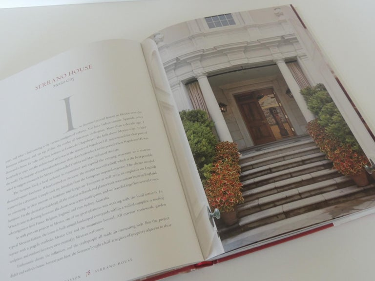 Regency Timeless Elegance the Houses of David Easton Hard-Cover Coffee Table Book For Sale