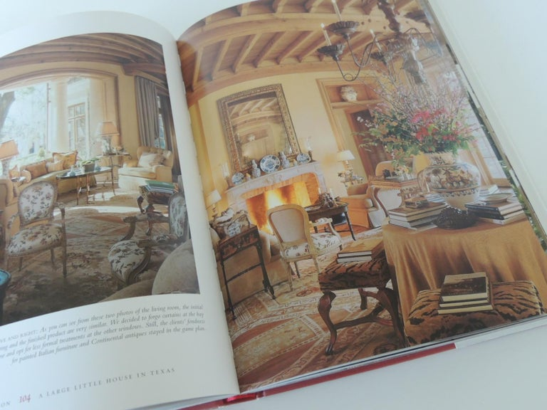 Machine-Made Timeless Elegance the Houses of David Easton Hard-Cover Coffee Table Book For Sale