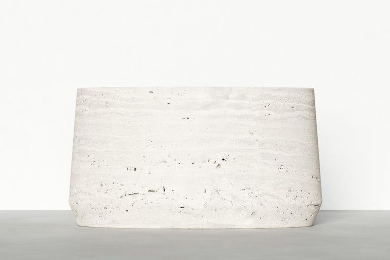 Timeless Side Table I by Maria Osminina, Limited Edition For Sale 3