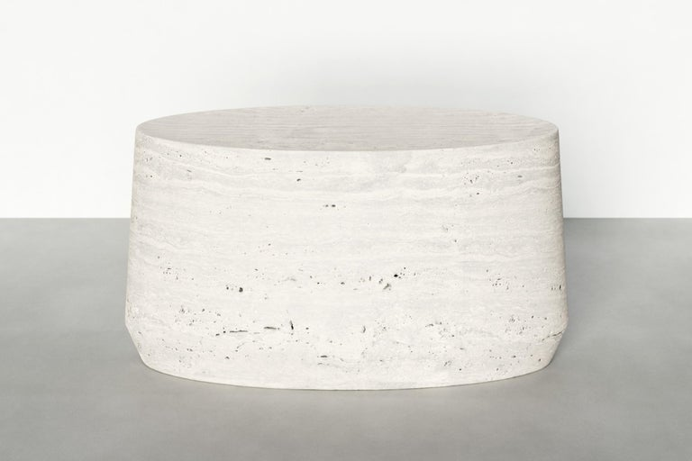 Timeless Side Table I by Maria Osminina, Limited Edition For Sale 4