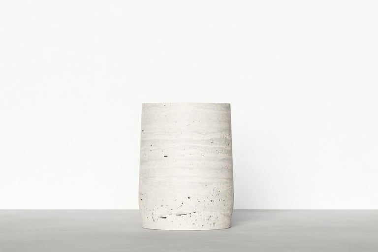 Timeless Side Table I by Maria Osminina, Limited Edition For Sale 6