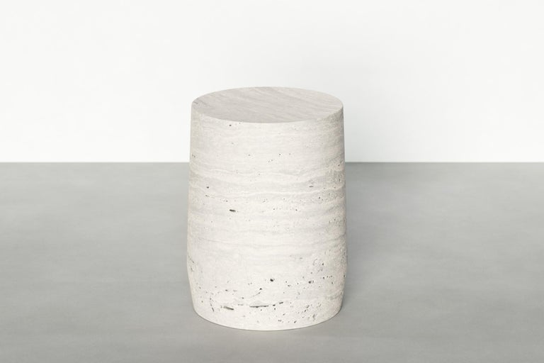 Timeless Side Table I by Maria Osminina, Limited Edition For Sale 7