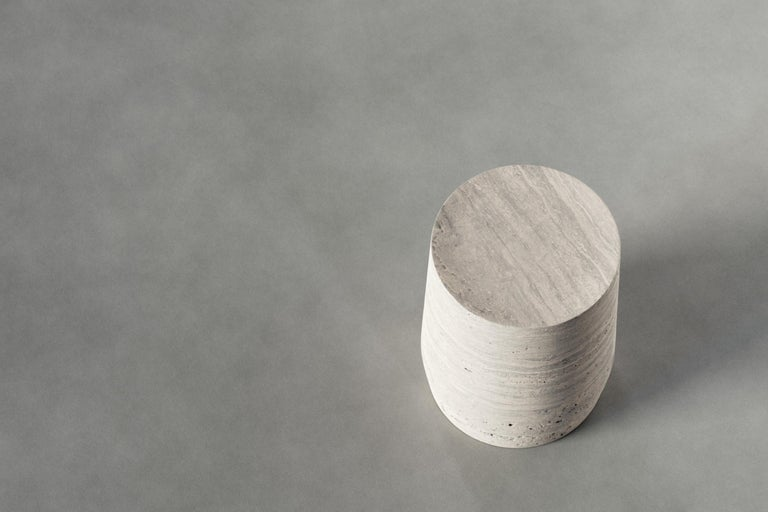 Timeless Side Table I by Maria Osminina, Limited Edition For Sale 8