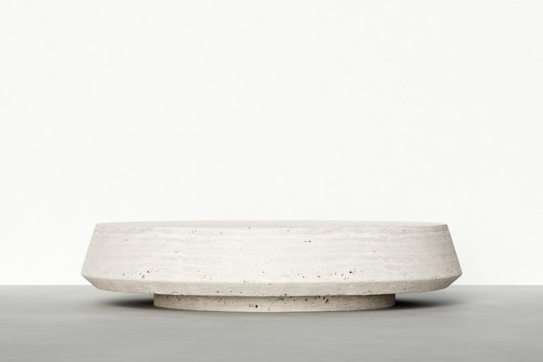 Timeless Side Table I by Maria Osminina, Limited Edition For Sale 9