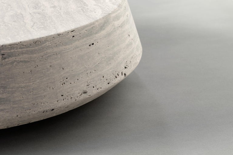 Timeless Side Table I by Maria Osminina, Limited Edition For Sale 11