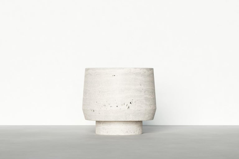 Russian Timeless Side Table I by Maria Osminina, Limited Edition For Sale