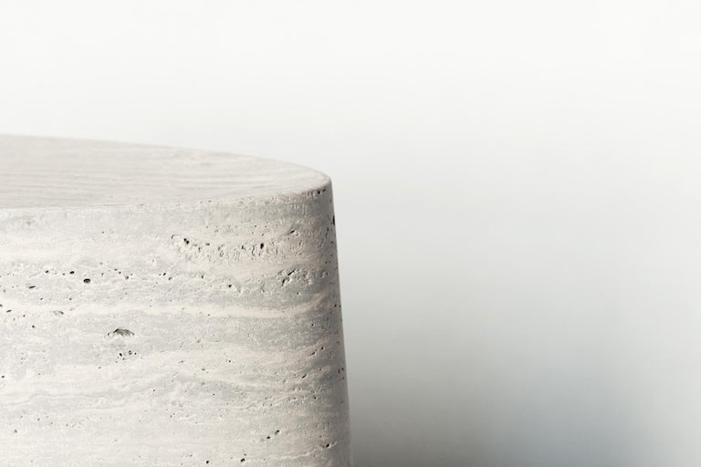 Timeless Side Table I by Maria Osminina, Limited Edition For Sale 2
