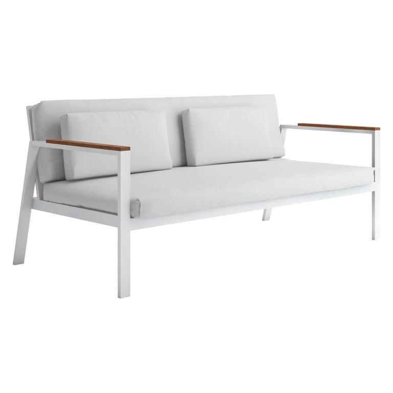 Timeless Sofa in Gray by Borja Garcia and José A. Gandia-Blasco For Sale