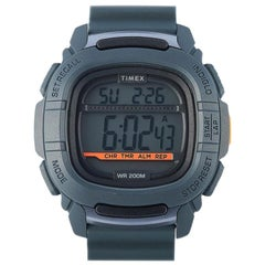 Timex Command Gray Silicone Watch TW5M26700